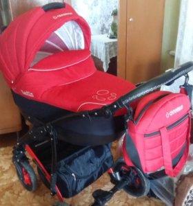 Детская коляска Сamarelo Sevilla 2 в 1