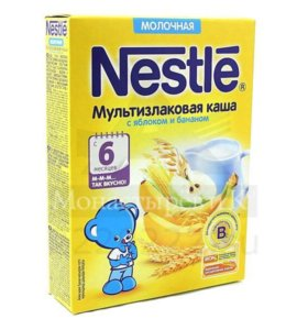 Каши нестле