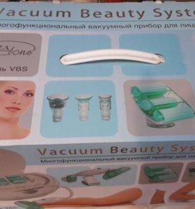 Вакуумный прибор для ухода за лицом и телом