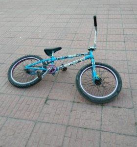 BMX Star Zonker