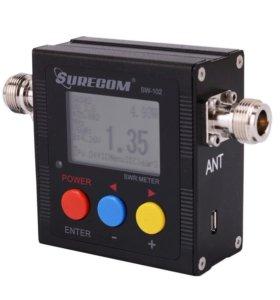Ксв/Ватт-метр surecom SW-120