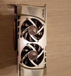 Видеокарта Palit GeForce 570