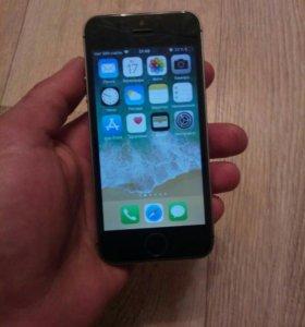 айфон 5s 16г.в хорошем состоянии..не работает отпе