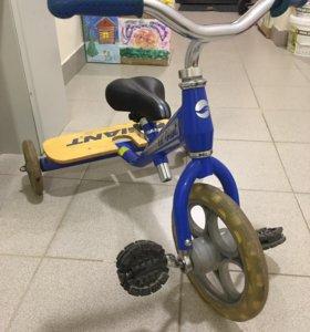 Велосипед для мальчика Giant