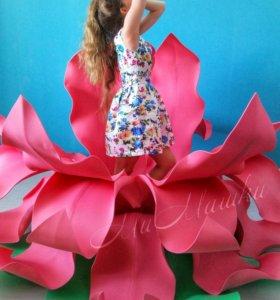 Гигантские цветы (реквизиты и бутафория)
