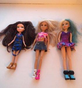 Куклы (цена за 3шт)
