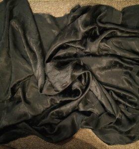 Платок шарф новый Yves Saint Laurent