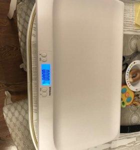 Детские весы maman