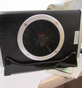 Внешний бокс для HDD 3,5 SATA II с охлаждением