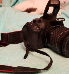 Фотоаппарат Canon EOS 1200 d kit