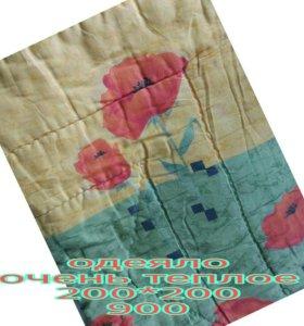 Одеяло теплое из верблюжьей шерсти
