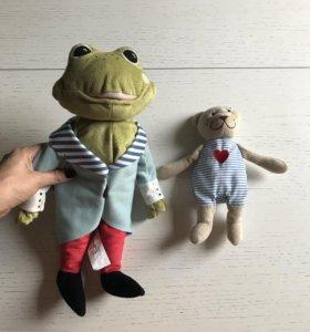 Игрушки из Ikea