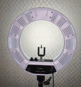 Кольцевая лампа, 480 led, 55 Вт кольцевой свет