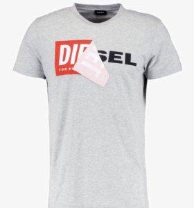 Новая мужская футболка Diesel
