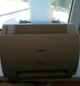 Принтер лазерный.