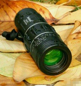 Монокуляр Bushnell 16x52 + Подарок Luminor Panerai