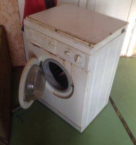 Стиральная машина indesit wgs636tx