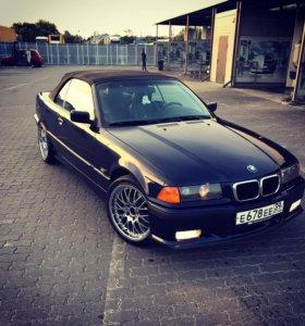 BMW E36 Cabrio Обмен
