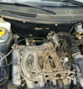 Двигатель 1.6 16 кл от ваз 2112