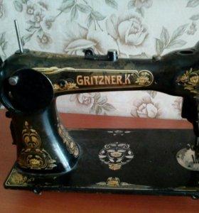Швейная машинка Gritzner Durlach