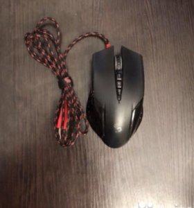 Игровая мышь bloody v5 с макросами