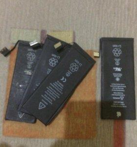 АКБ для iphone