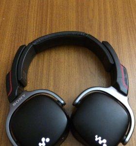 Беспроводные наушники - плеер Sony NWZ - WH303