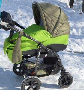 Детская коляска Verdi Futuro 3 в 1