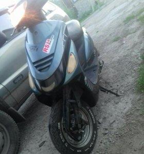 Скутер Racer Meteor тюненг