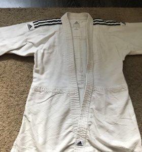 Кимоно adidas для Дзюдо (170 см)