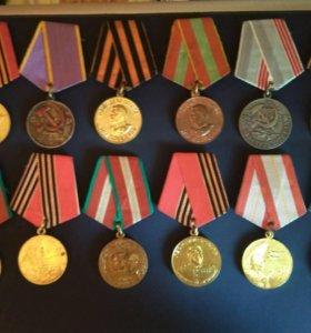 медали (копии)