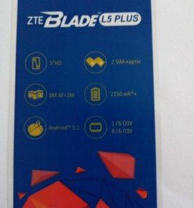 ZTE Blade L5plus