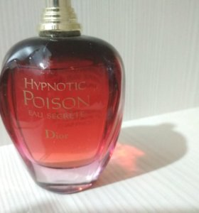 Парфюмерная вода Dior Hypnotic Poison eau secrete