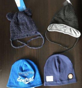 Новые шапки Ostin/reserve/baby go 1-2-3