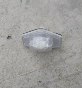 Подсветка номера диодовые