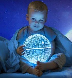 Детский ночник 3D