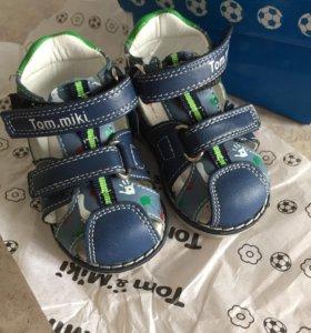 Детская обувь 17 размер