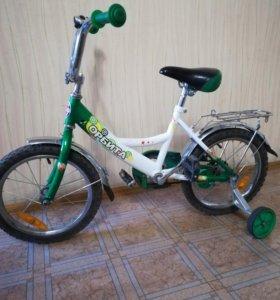 велосипед детский орбита