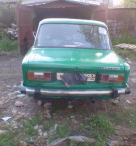ВАЗ (Lada) 2106, 1979