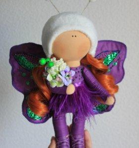 Куколка бабочка