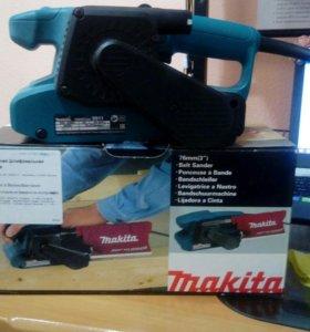 Ленточная шлифовальная машина Makita9911