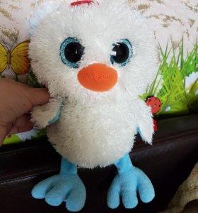 Игрушка цыпленок глазастик