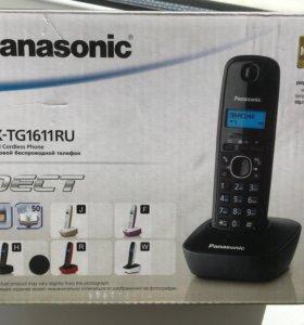 Радиотелефон Panasonic в упаковке(новый)