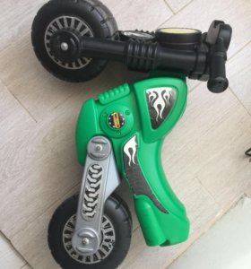 Беговел-мотоцикл