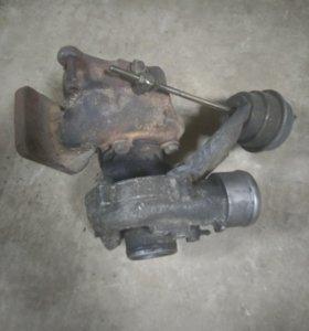 Турбина на фольсфаген Т4 2.5 двиг.АЦВ.