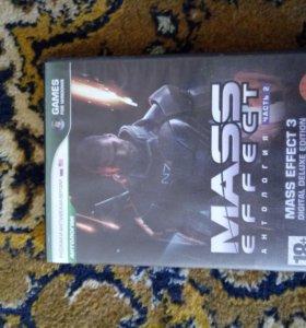 Игра на компьютер MASSeffect 3