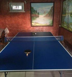 Продаётся стол теннисный,состояние идеальное