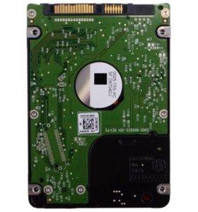 Жесткий диск для ноутбука 500 GB