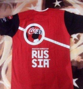 Футболки Coca-cola