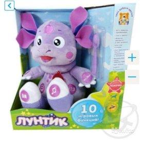 Интерактивная игрушка Лунтик